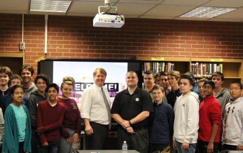 County Executive Rich Fitzgerald Visits NAI