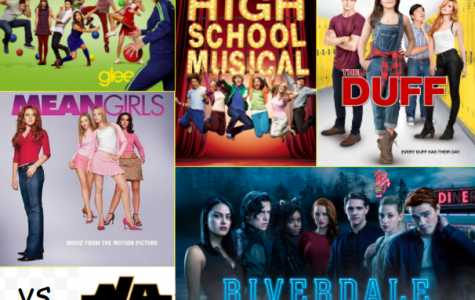 Media High School vs. NA High School: Fiction and Reality