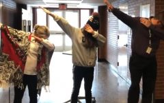 Teachers Dabbing