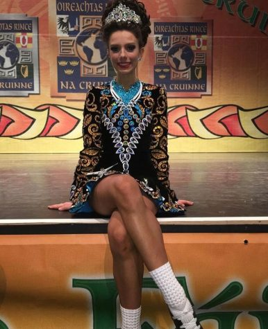Maggie Scala: A World Wide Irish Dancer