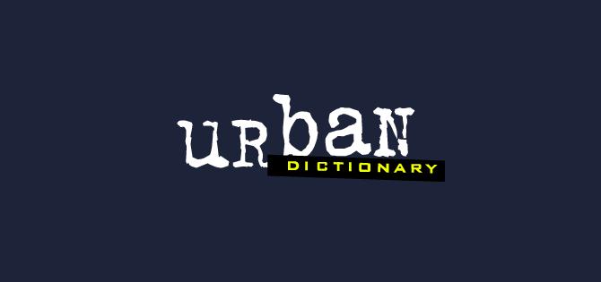 NAI Urban Dictionary
