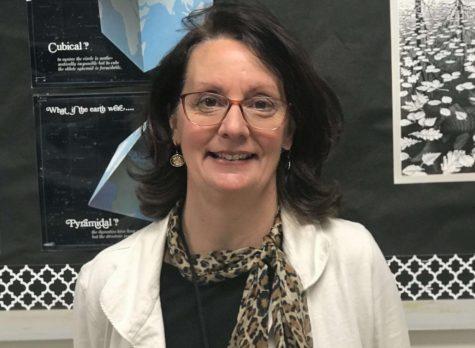 Mrs. Ewing, Principal of North Allegheny Intermediate