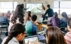 Distraction or Encourages Interaction? Technology in the Classroom