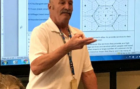 Hildyview: 5 Questions with Mr. Hildenbrand, NAI's AP HuG and Economics Teacher