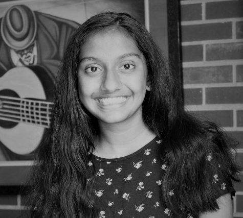 Photo of Samhita Vasudevan