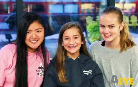 Bridget Paytas (L), Chloe Aglietti (middle), and Anna Parsons (R) 9th