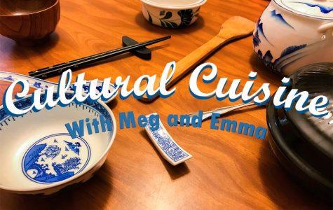 Cultural Cuisine with Meg and Emma: Venezuelan Arepas