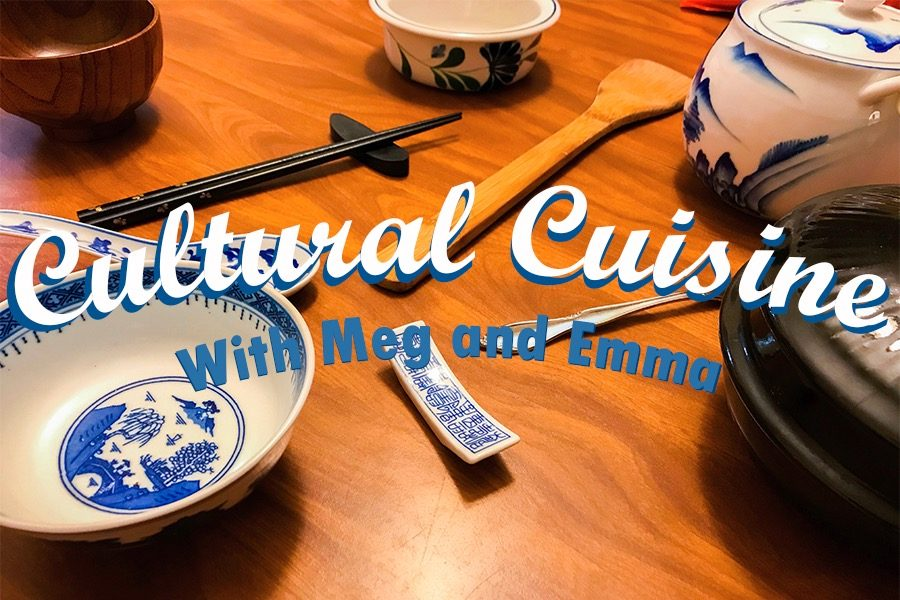 Cultural Cuisine with Meg and Emma: Indian Gulab Jamuns