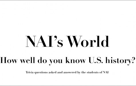 NAI's World: Week 3