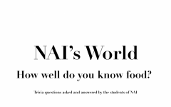 NAI's World: Week 4