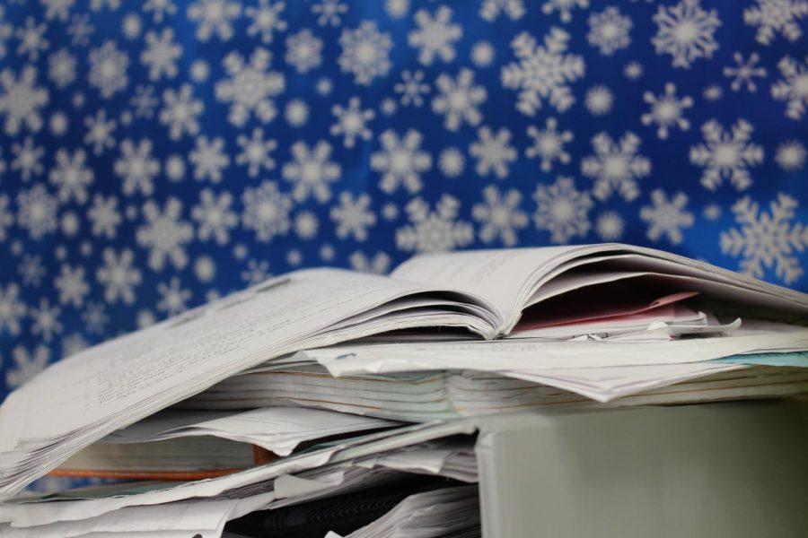 Bah Humbug: School Stress Ruining Holiday Spirit?