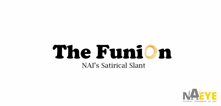 The Funion: Issue #3