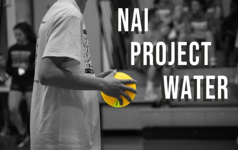 NAI Project Water Dodgeball: Part 1
