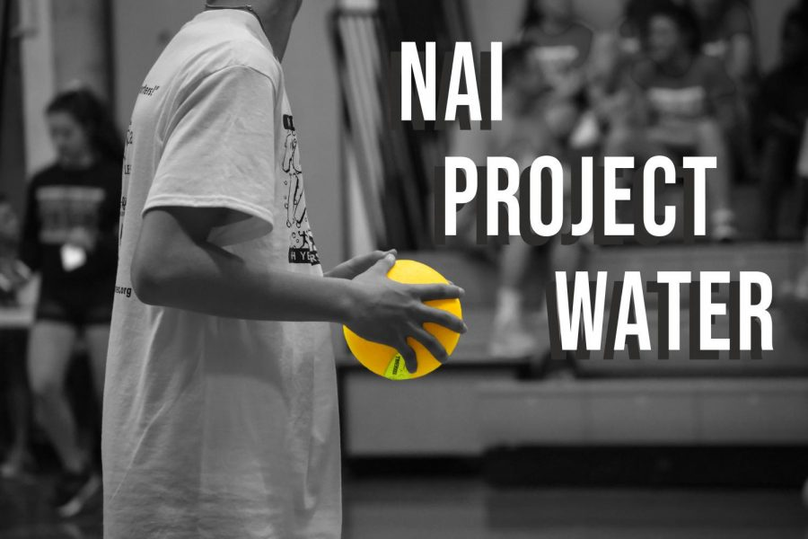 NAI Project Water Dodgeball Tournament: Part 1
