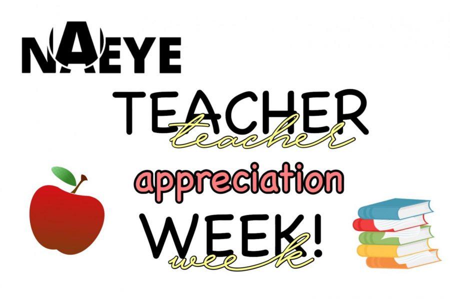 NAEye Teacher Appreciation Week 2019