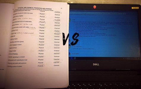 College-Ruled Notebook or Google Docs?