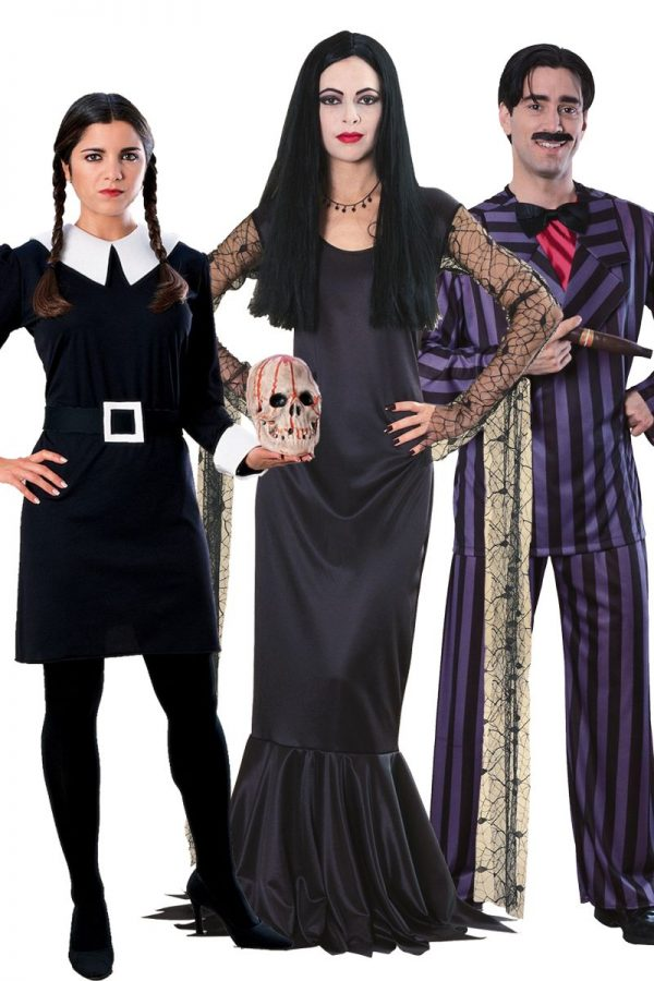 If you like watching this movie around Halloween time, this may be the costume for your group.