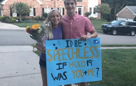 Alex Direnzo and Sophie Kollitz
