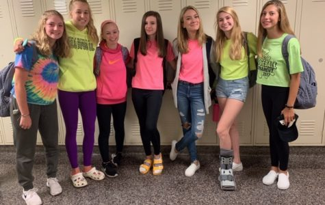 Day 2- Neon day