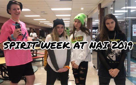 Spirit Week at NAI 2019