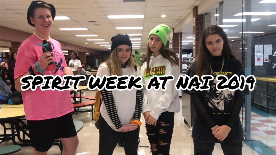 Spirit+Week+at+NAI+2019