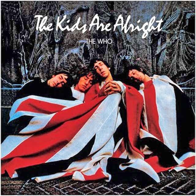 The cover of The Who's 1965 album
