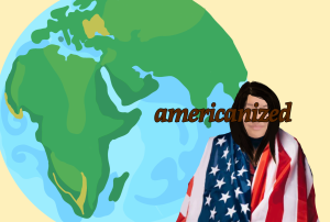 "Americanized: ""La Gringa"""