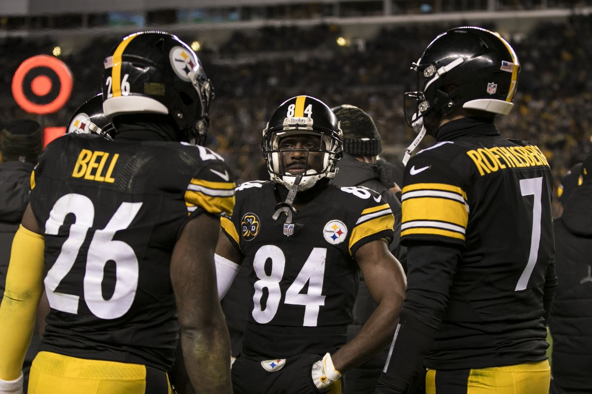 The absence of Ben Roethlisberger, Antonio Brown, and LeVeon Bell may prove too much to overcome
