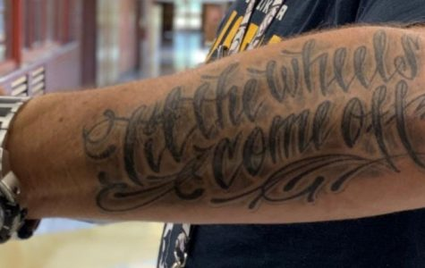 Inked Up: Teachers Show Their 'True Colors'
