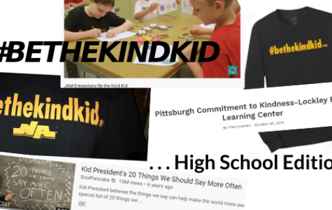 Be the Kind Kid: Highschool Edition