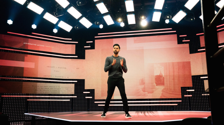 Patriot Act's Hasan Minhaj is becoming a hit with young viewers.