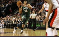 The Greek Freak: Giannis Antetokounmpo