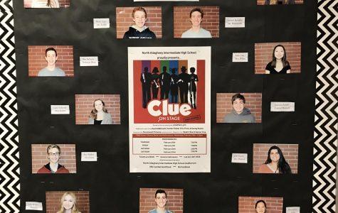 NAI's 2020 Spring Play: Clue
