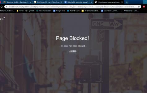 Blocked?!