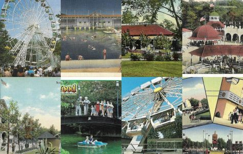 Kennywood Postcards of the Past