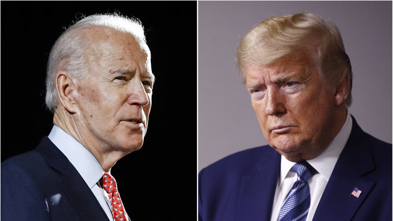 Joe+Biden+and+Donald+Trump+are+similar+in+many+ways%2C+but+whether+or+not+they+respect+women+is+how+they+differ.