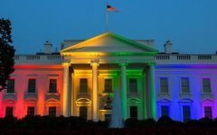 When the Obama administration legalized gay marriage in 2015, the White House was lit up with rainbow colors to celebrate the achievement for LGBTQ Americans.