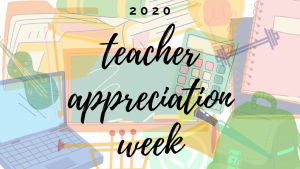 Image commemorating our amazing educators and teachers for all their hardwork.