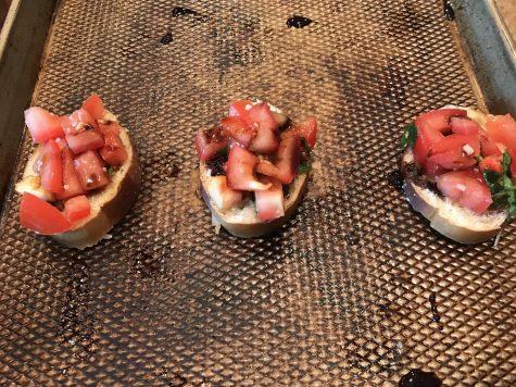 Bruschetta: Quarantine Cooks