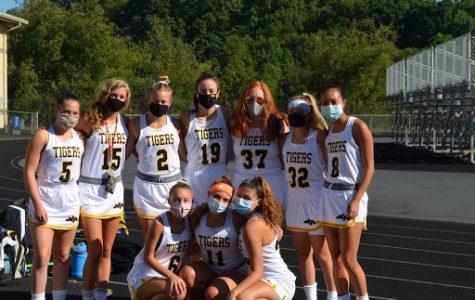 Despite having to wear masks, North Allegheny students relish in any opportunity for normalcy.