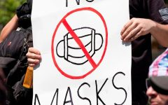 Masks have been a running debate in america for the past several months
