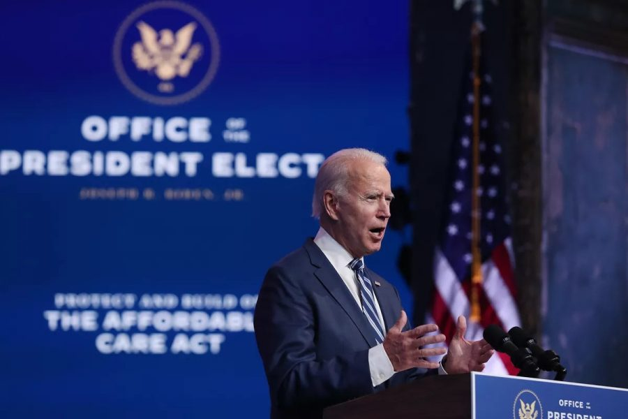 Weeks after the election, the Biden administration began their transition into the White House.