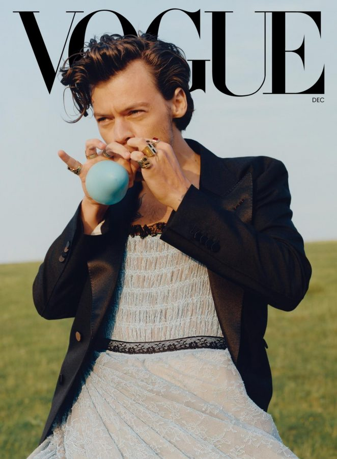 Redefining Masculinity: Harry Styles Challenges Norms