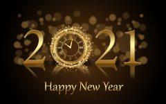 Corona in the New Year