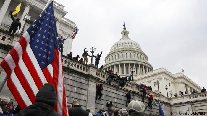 History Teacher Perspective on Capitol Storming (Part 1)