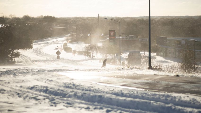Texas are facing a brutal winter storm unlike any other.