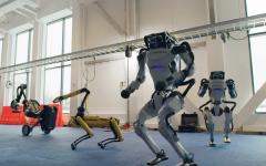 Robot Reimagined