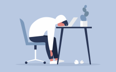 Many students are feeling the effects of burnout more than ever