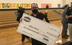 Custodian of the Year: Mr. Heiry