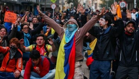 Whats Going on in Colombia?